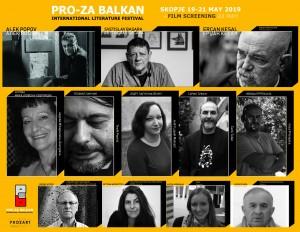 Participants PRO-ZA Balkan 2019
